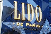 Lido de Paris, Paris, France