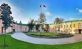 Флигель Усадьбы Гагариных (комплекс Ново-Екатерининской больницы), Успенский переулок на фото Москвы