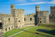 Caernarfon Castle, Caernarfon, United Kingdom