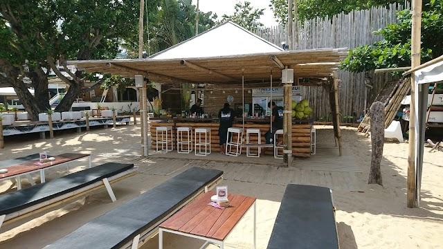 Samui beach bar