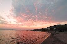 Marathonas Beach, Aegina Town, Greece
