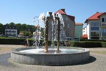 Aleja Gwiazd Sportu, Wladyslawowo, Poland