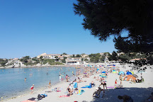 Plage du Verdon, Martigues, France