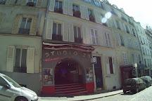 Studio 28, Paris, France