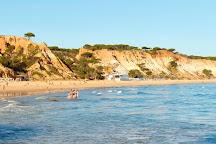 Praia da Falesia, Olhos de Agua, Portugal