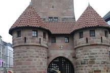 Gansemannchenbrunnen, Nuremberg, Germany