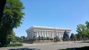 Площадь Ала-Тоо на фото Бишкека