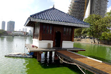 Seema Malaka Temple, Colombo, Sri Lanka