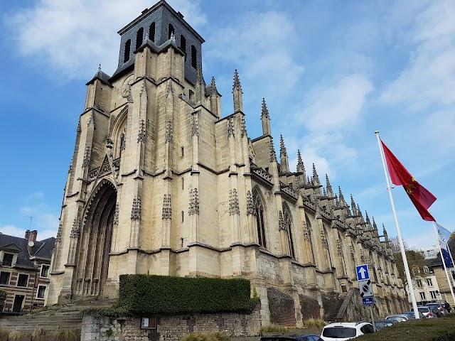 Eglise Saint-Jacques A Lisieux