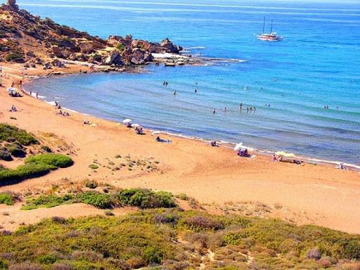 Alagadi Turtle Beach, Kyrenia | DestiMap | Destinations On Map