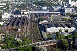 Железнодорожная станция  Kyiv Pass