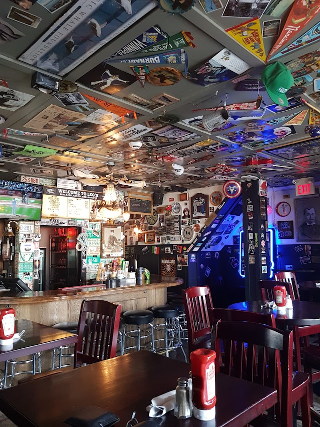 Leopold's Tavern - Broadway