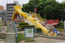 Ogimachi Park, Osaka, Japan