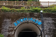 Takamori Yusui Tunnel Park, Takamori-machi, Japan