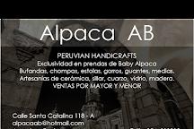 Alpaca AB, Arequipa, Peru
