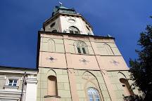 Trinity Tower, Lublin, Poland