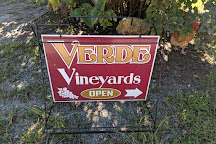Verde Vineyards, Johnston, United States