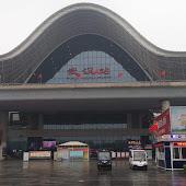 Железнодорожная станция  Wuhan Station