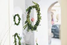 Linden tree, gifts with a touch of Czech, Prague, Czech Republic