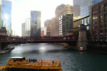 Clark Street Bridge, Chicago, United States