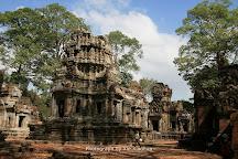 Chau Say Tevoda, Siem Reap, Cambodia