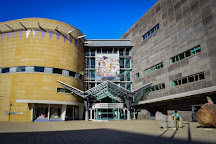 Museum of New Zealand Te Papa Tongarewa, Wellington, New Zealand
