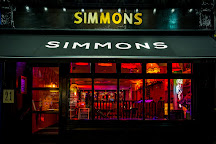Simmons Bar | Liverpool Street, London, United Kingdom