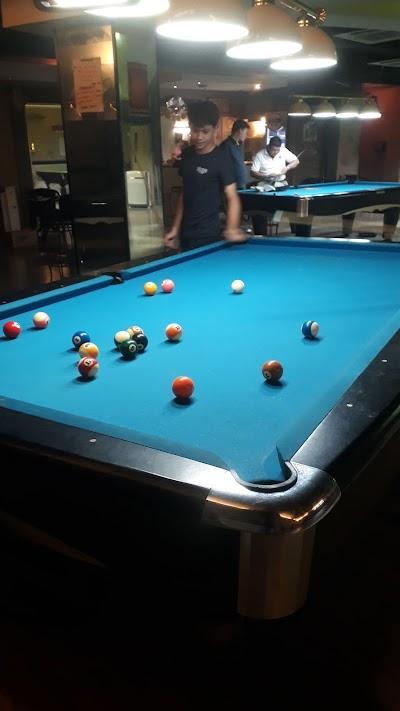 Classic Pool & Snooker Club