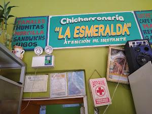 Chicharronería