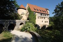 Burg Rabenstein, Ahorntal, Germany