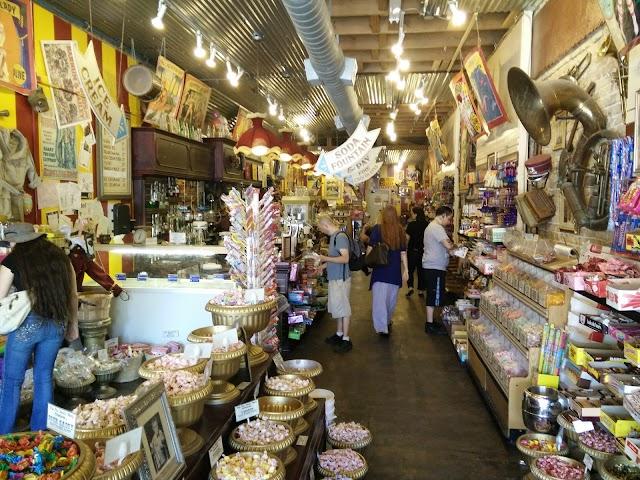 Big Top Candy Shop
