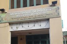 Masjid Haji Mohd Salleh, Singapore, Singapore