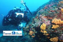 Planet Blue Diving Center, Lavrio, Greece