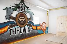 Bad Axe Throwing, Burlington, Canada