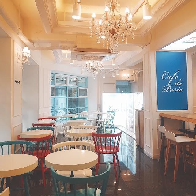 Cafe de Paris myeongdongjeom
