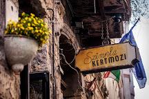 Szimpla Kert, Budapest, Hungary