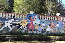Plaza del Monticulo, La Paz, Bolivia