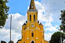 Iglesia de Eknakan, Cuzama, Mexico