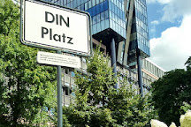 DIN Platz, Berlin, Germany