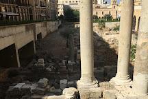Cardo Maximus (Aanjar), Anjar, Lebanon