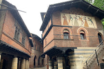 Borgo Medievale, Turin, Italy