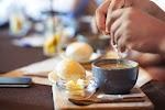 Ресторан Орех на фото Твери