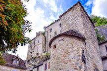 Rocher des Aigles, Rocamadour, France