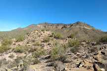 Usery Mountain Regional Park, Mesa, United States