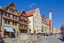 Herrnbrunnen, Rothenburg, Germany