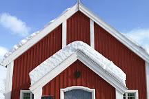 Jukkasjärvi Kyrka & Församlingsgård, Jukkasjarvi, Sweden
