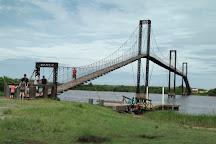 Ponte Pensil, Barra Velha, Brazil