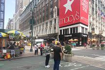 Herald Square, New York City, United States