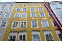 Mozart-Wohnhaus, Salzburg, Austria