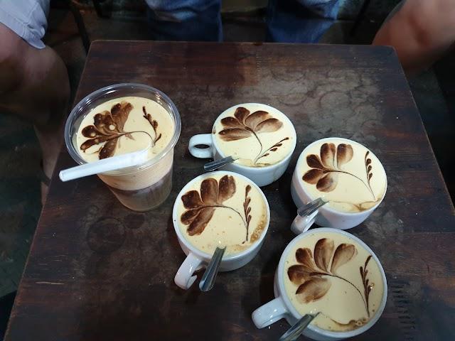 Cafe Dinh Secret Coffee